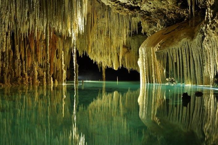 Rio Secreto Cave - Playa Del Carmen Mexico