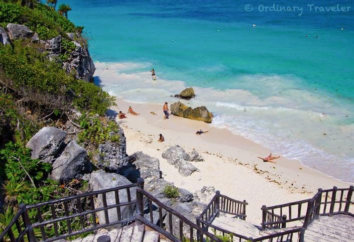 Tulum Ruins in Riviera Maya