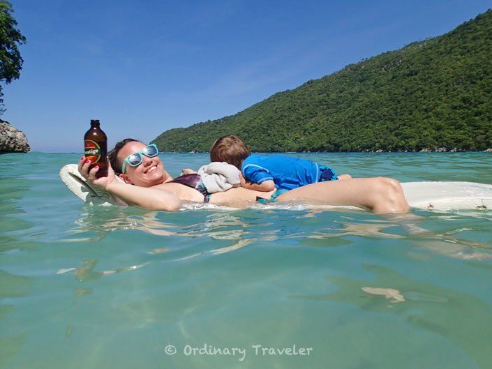 Private Beach In Labadee Haiti
