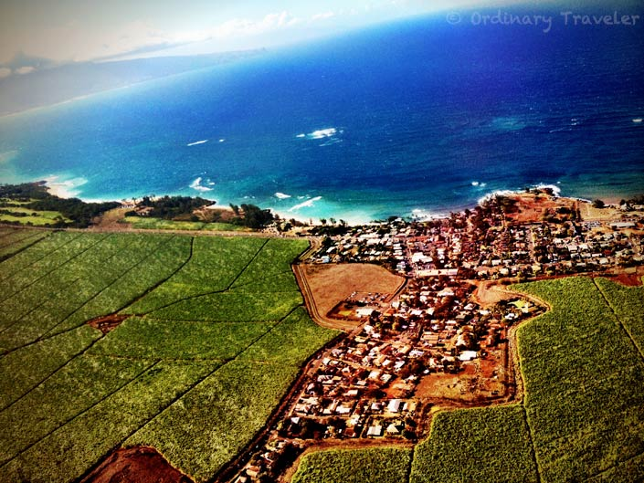 Maui Bird's Eye View