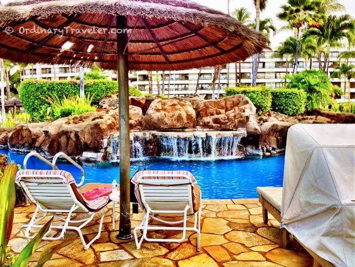 Sheraton Maui Relax Time
