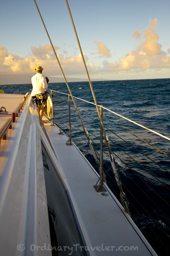 Gemini Charters Maui Sunset Cruise