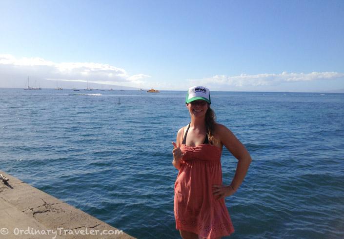 Lahaina Harbor Maui