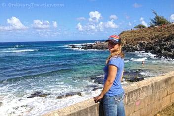 Ho'okipa Beach - Maui