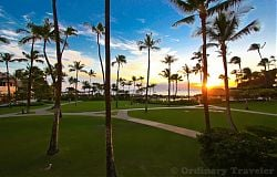 Sunset from Sheraton Maui