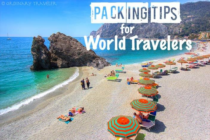 Packing Tips for World Travelers