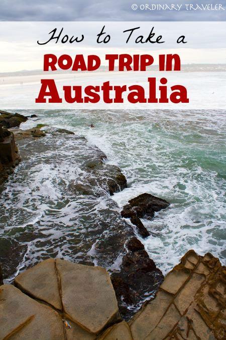 Australia Road Trip Tips
