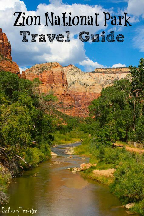 Zion National Park Travel and Hiking Guide