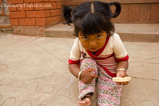 Nepal: I See the Light in You
