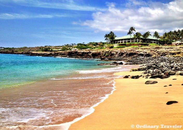 Staying at Four Seasons Resort Lana'i, Hawaii