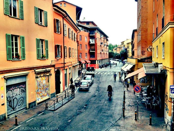 bologna italy travels