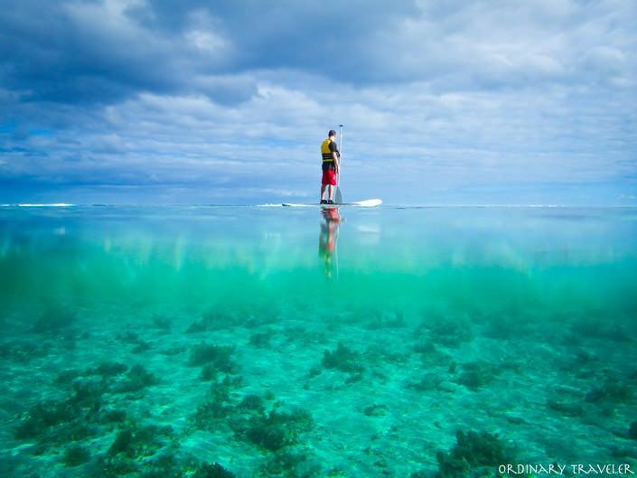 SUP Mauritius