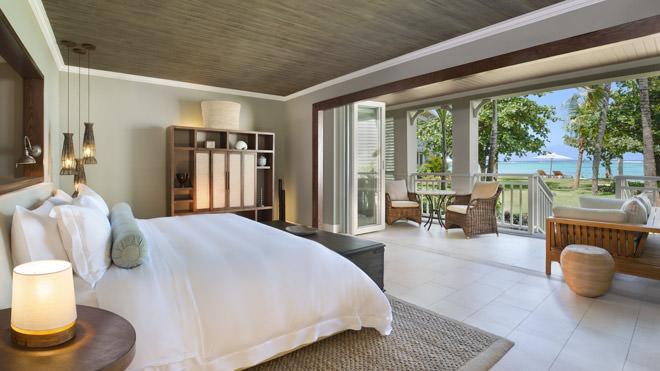 St Regis Mauritius Deluxe Ocean View Room