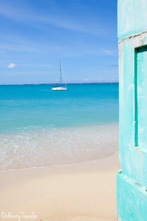Grand Case Beach St Maarten Caribbean