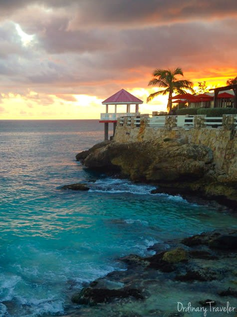 Maho Beach Resort Sunset St. Maarten