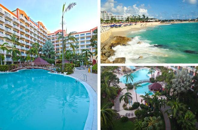 Maho Beach Resort St. Maarten Caribbean