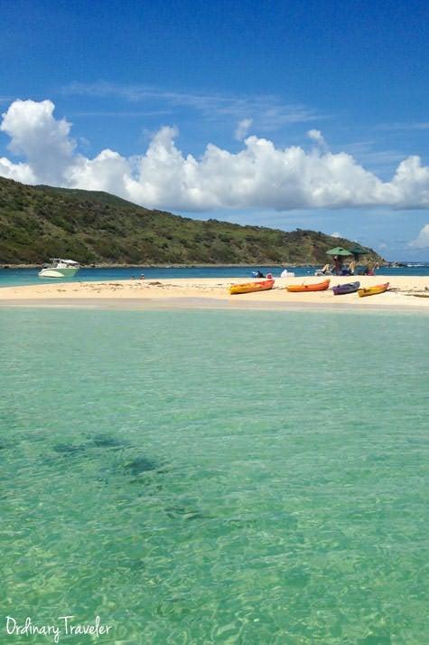 Pinel Island St Maarten