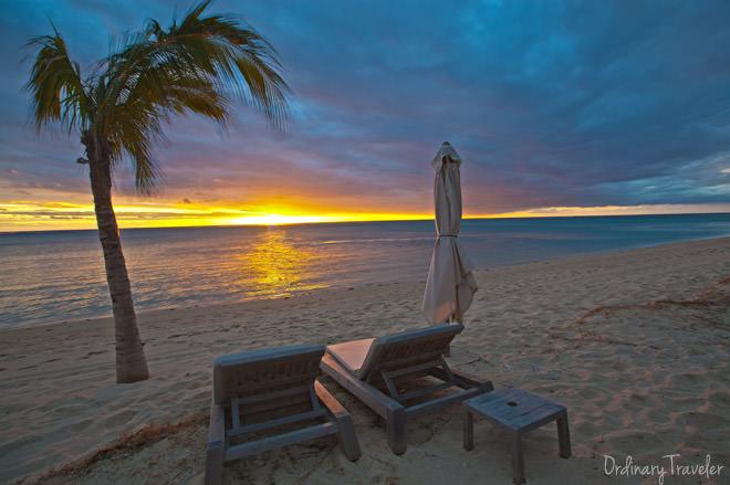 St. Regis Mauritius Sunset Le Morne