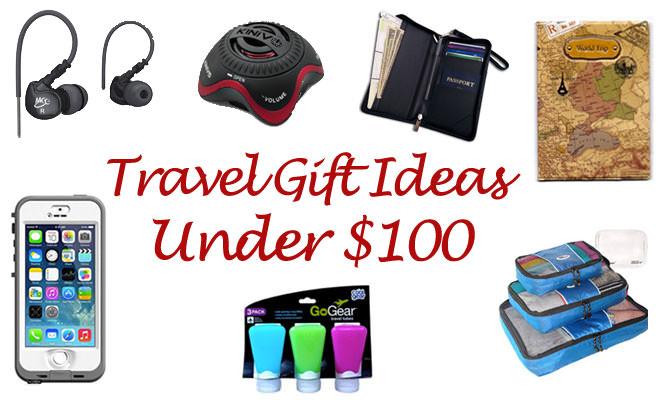 10 Travel Gift Ideas Under $100