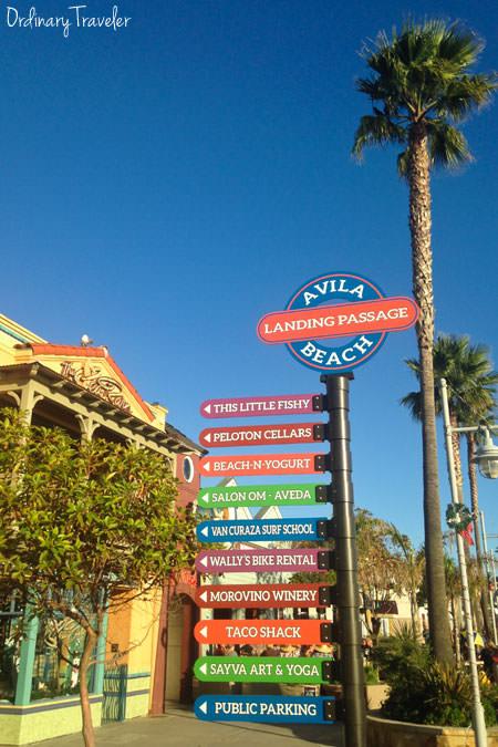 Avila Beach Hwy 1 California