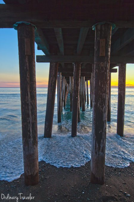 Central California Cayucos Pier