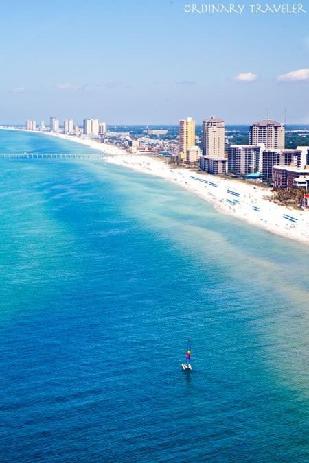 Helicopter Tour Panama City Beach
