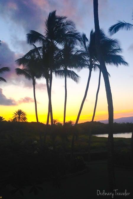 Wavecrest Molokai Sunrise