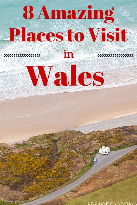 8 Must-See Places to Visit in Wales (And Where to Stay!)