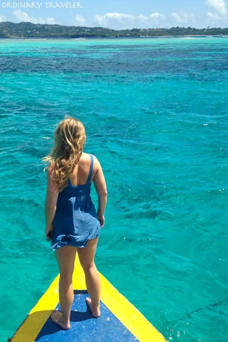 Buccoo Reef Tobago Island