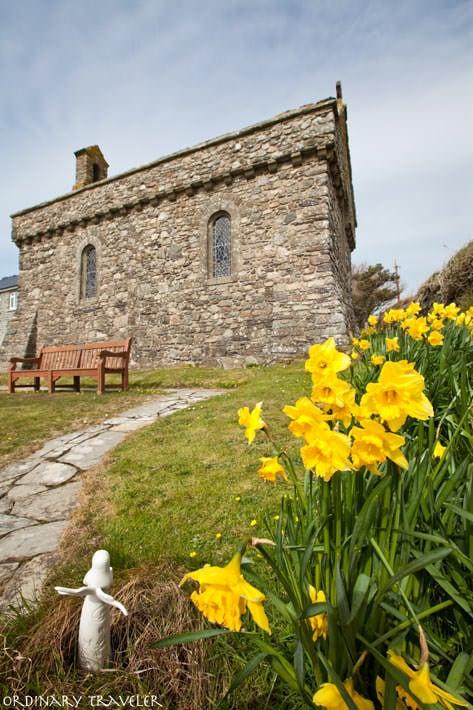 St David's Chapel Wales
