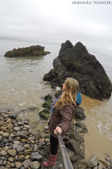 Saundersfoot, Wales Glen Beach