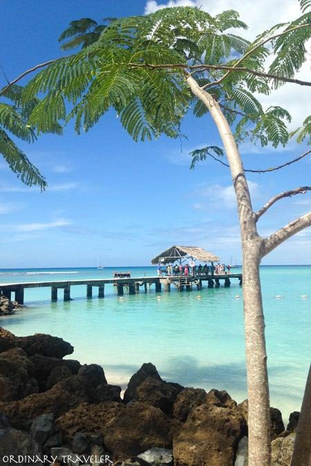 Pigeon Point Tobago Island