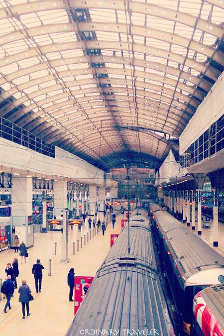 Train Stations United Kingdom