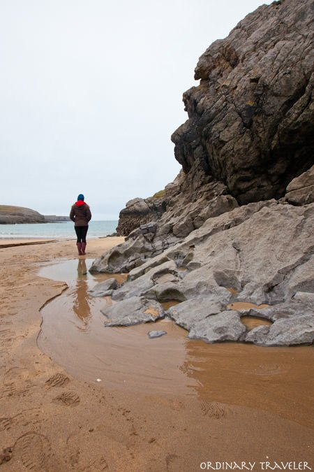 Wales Beach Pembrokeshire Coast
