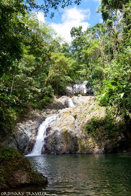 Argyle Waterfalls Island of Tobago