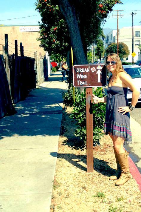 Urban Wine Trail Santa Barbara