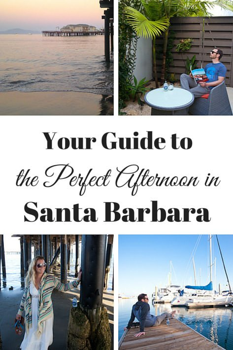 Your Guide to the Perfect Afternoon in Santa Barbara