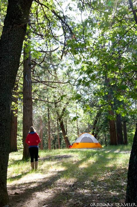California Camping Palomar Mountain State Park