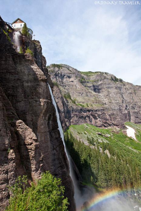 Bridal Veil Falls - Telluride, Colorado