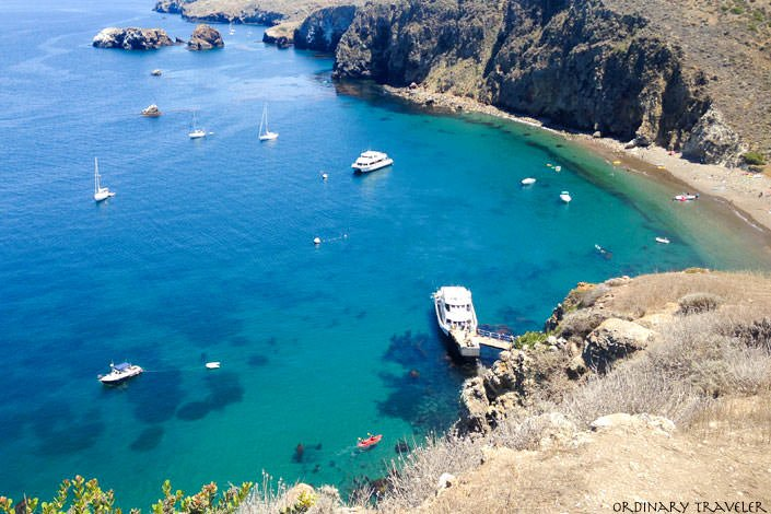 Camping in California's Channel Islands