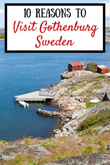 Gothenburg, Sweden Travel Guide
