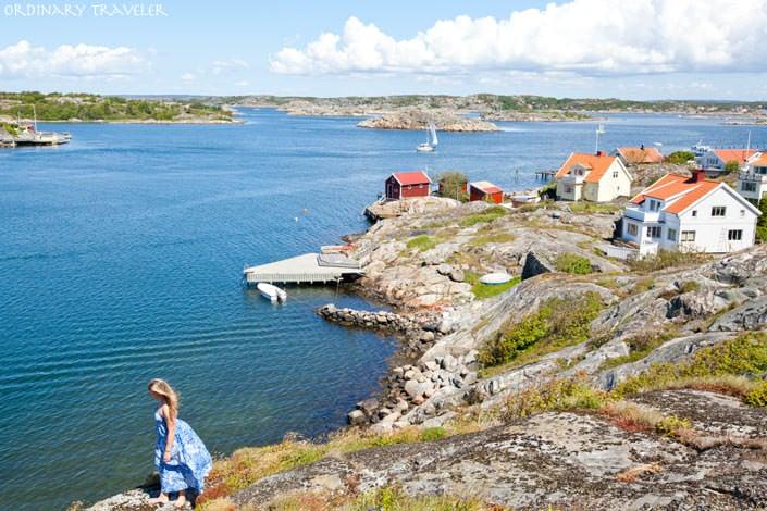 Island Hopping Along the Bohuslan Coast of Sweden