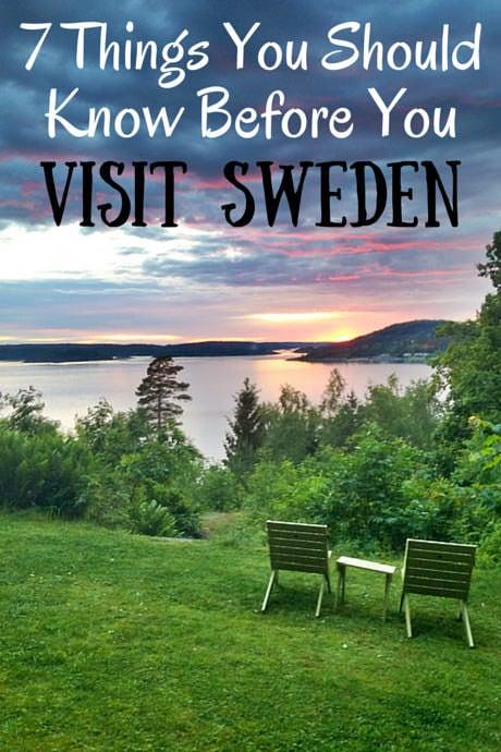 Top Travel Tips for Sweden