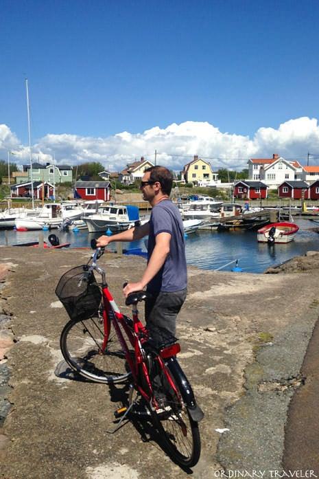 Vrango Island Gothenburg Archipelago Sweden