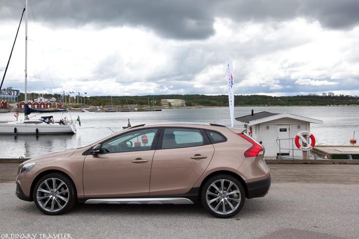 Volvo Road Trip West Sweden Islands
