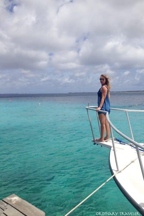 Safe Solo Female Travel Destinations Bonaire Caribbean