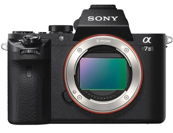 Best Mirrorless Camera for Travel - Sony A7II