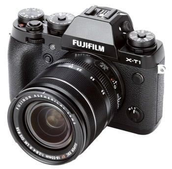 Best Mirrorless Travel Camera Fuji XT-3