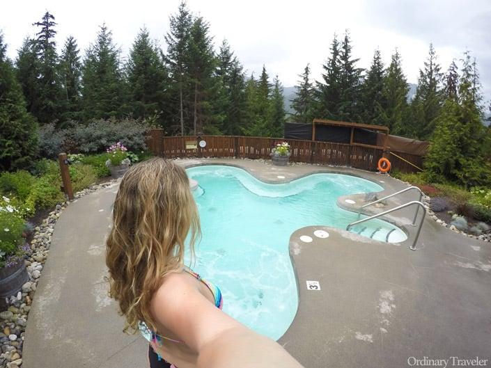 Scandinave Spa Whistler British Columbia