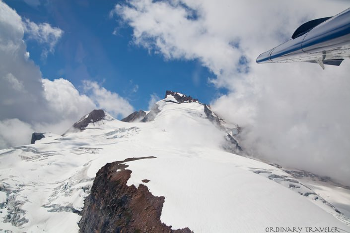 Seaplane Flight Whistler Harbour Air